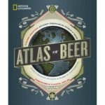 National Geographic Atlas of Beer Makes One Fine Christmas Gift #MegaChristmas17