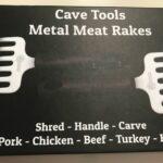 Cave Tools Metal Meat Rakes is the Ultimate Multi-Purpose Kitchen Tool! #MegaChristmas17