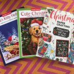 Design Originals Christmas Craft Books Make Great Stocking Stuffers #MegaChristmas17
