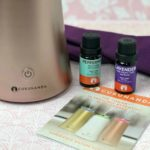 GuruNanda Rosegold Oil Diffuser: Beautiful Scented Goodness for Your Health and Well-Being #MEGAChristmas17