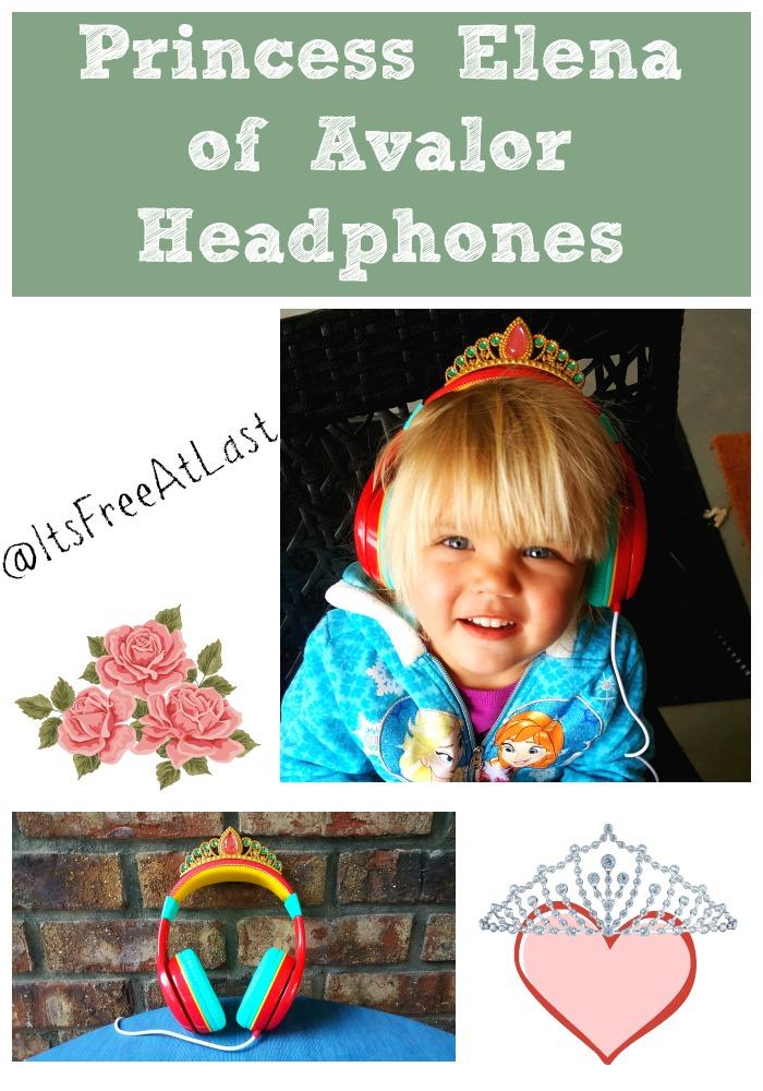 Princess Elena of Avalor Headphones