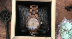 Give the Gift of Affordable Luxury This Christmas with Jord Wood Watches #MegaChristmas17