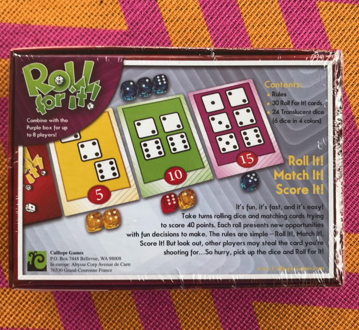 Roll It! The Perfect Toys and Games For Your Holiday