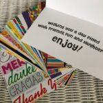 Save 10% of USA Made Royal Needham™ Premium Greeting Card Sets #MegaChristmas17