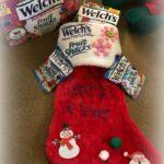 Welch's Fruit Snacks Make Perfect Stocking Stuffers