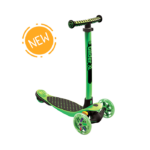 Yvolution Y Glider XL Perfect Starter Scooter to Get Younger Kids Moving Outdoors #MegaChristmas17