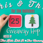 This & That Giveaway Hop – #Win a Yvolution Y Glider XL