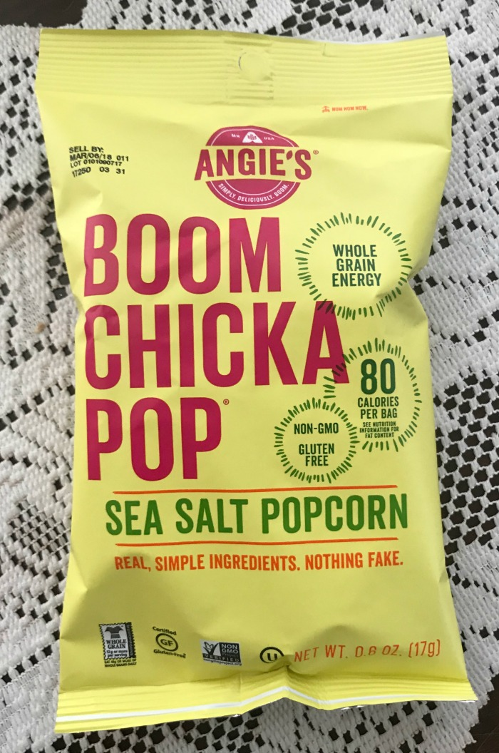 Angies's Boom Chicka Pop