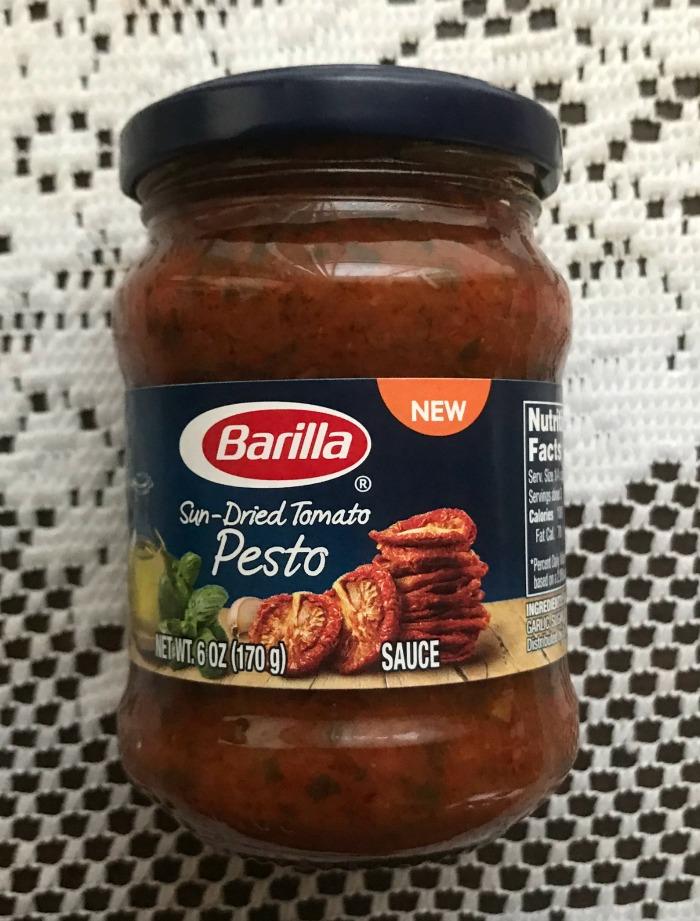 Barilla Sun-dried Tomato Pesto