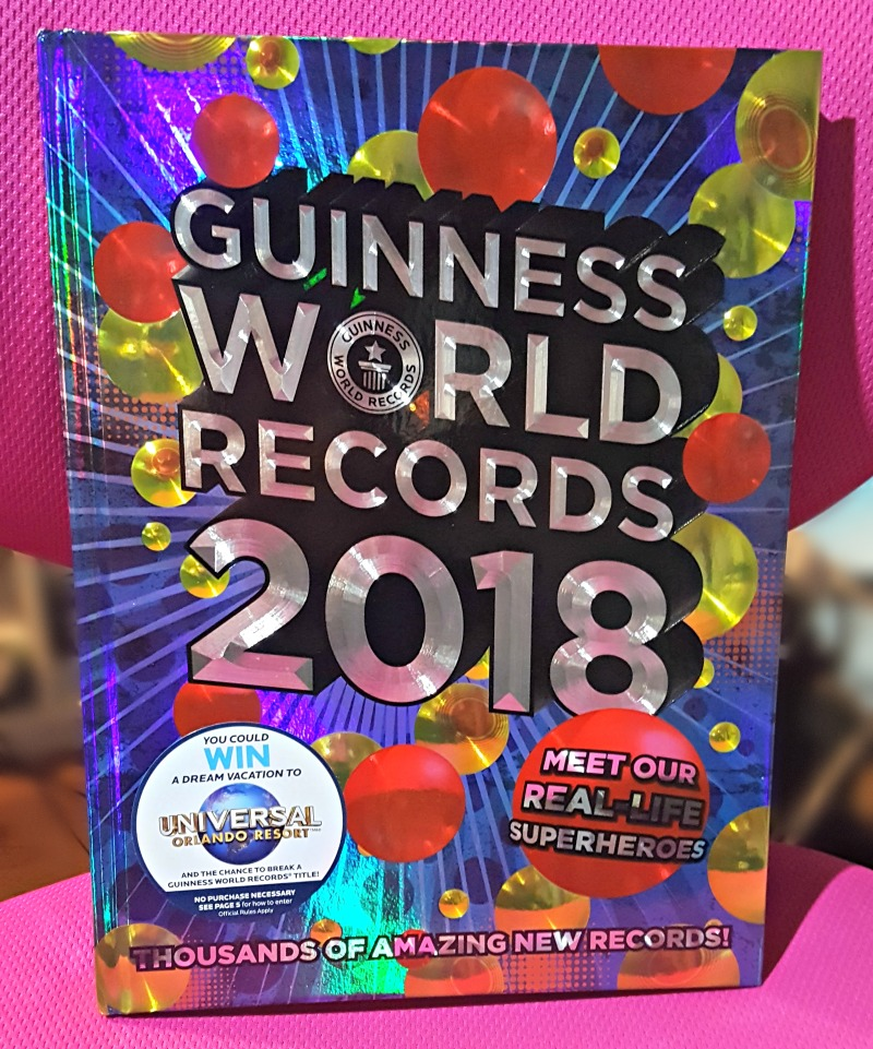 Bone Up Your Facts and Trivia with Guinness World Records Collection