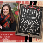 Who to Get Hallmark Holiday Photo Cards at Walmart in One Hour #LoveHallmark