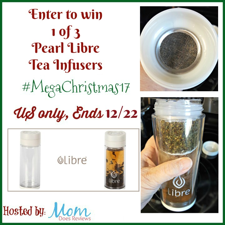 win libre tea infusers