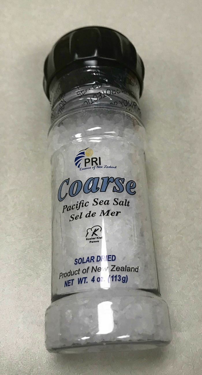 PRI Coarse Pacific Sea Salt