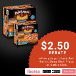 Stock with Sweet Savings on Red Baron® with Ibotta #RedBaronHolidaySavings