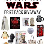Star Wars: The Last Jedi MEGA Prize Pack Giveaway #TheLastJedi