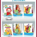 Two Winners for the Ultimate Teletubbies Giveaway!