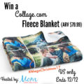 Win a Collage.com Fleece Blanket
