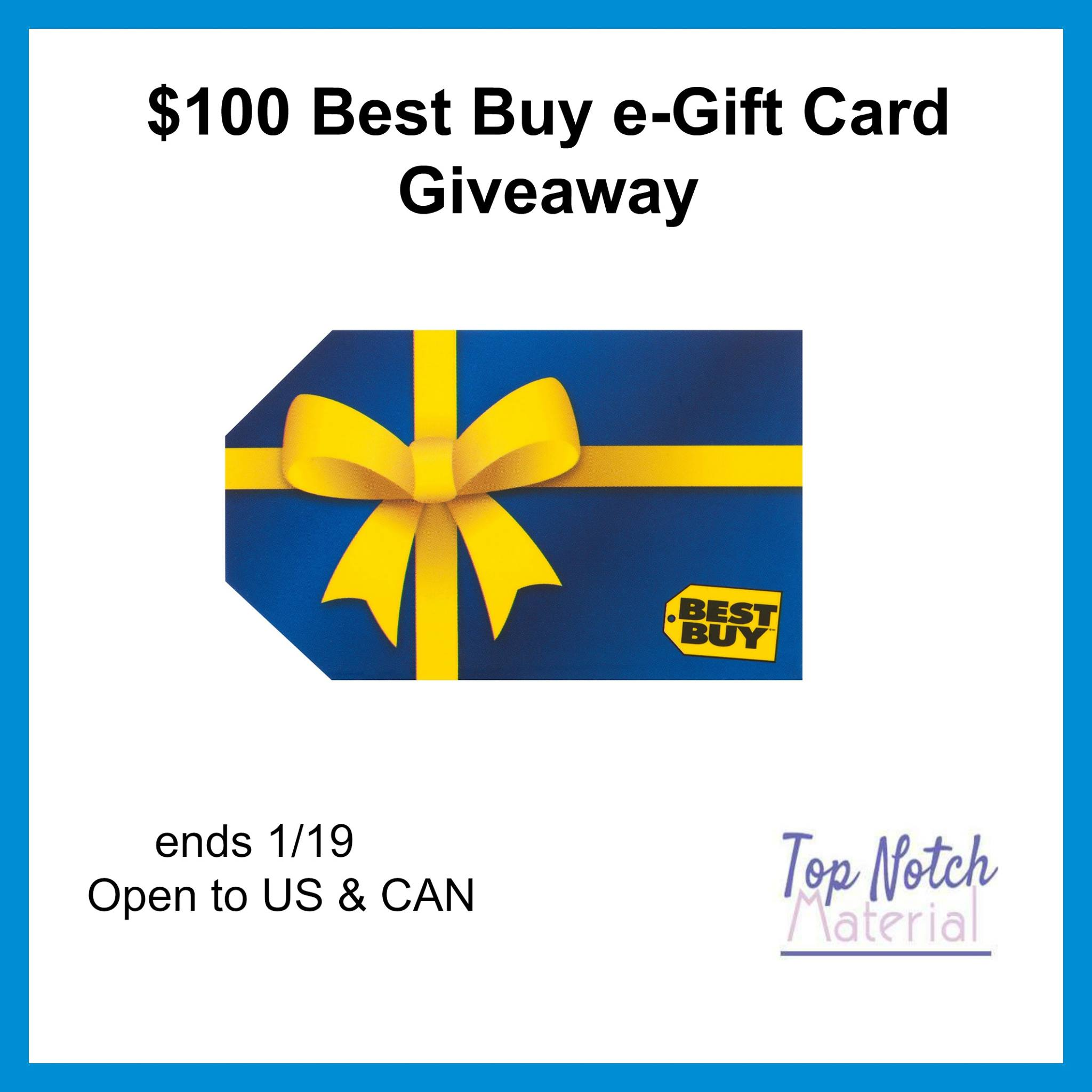 enter to win a 100 best buy e gift card it 39 s free at last. Black Bedroom Furniture Sets. Home Design Ideas