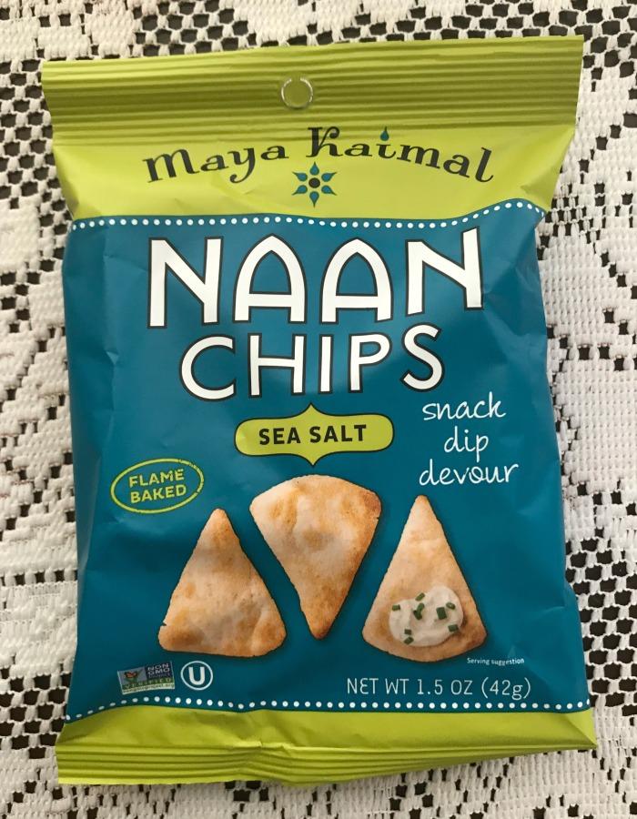 Maya Kaimal Naan Chips