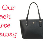 February Coach Purse Giveaway