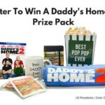 Daddy's Home 2 DVD Prize Pack Home Viewing Giveaway
