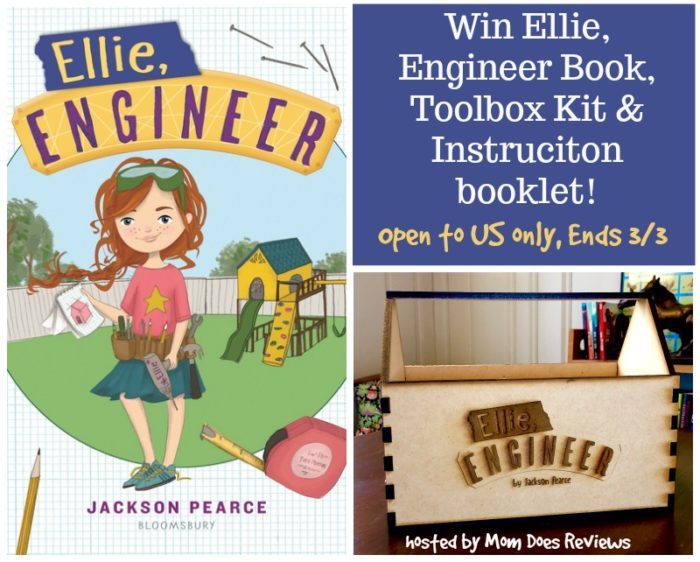 Win Ellie Engineer prize pack