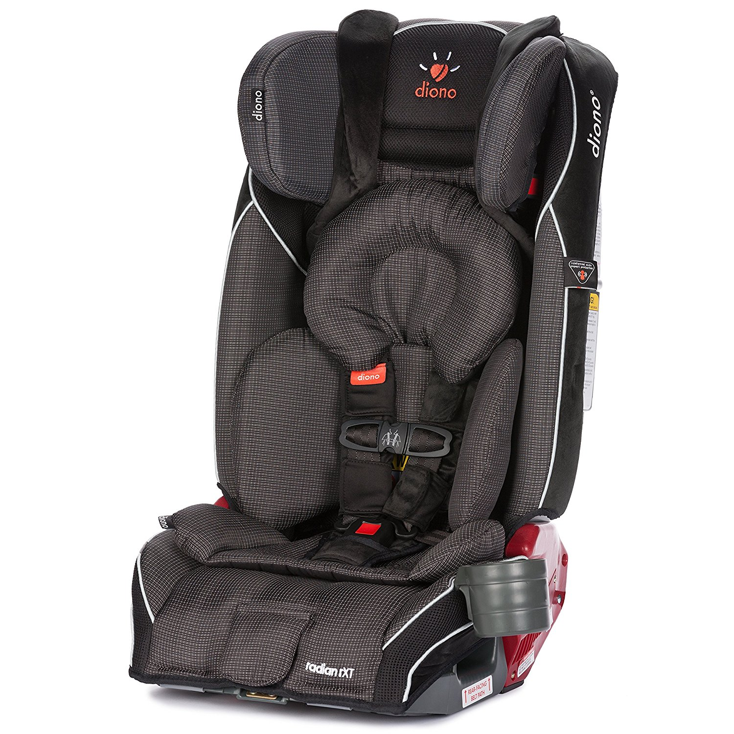 diono Radian rXT Convertible Car Seat Perfect from Birth to Booster ...