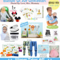Bundle of Joy Mega Giveaway