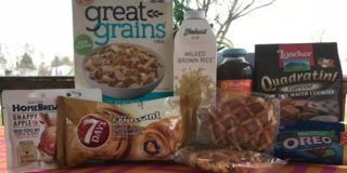 Fuel up for March Madness with Delicious Breakfast Foods and Snacks in March's Degustabox #DegustaboxUSA