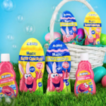 Mr. Bubbles SoapGive Your Kids a Bath Time Treat This Easter with New Products from Mr. Bubble® #Easter2018