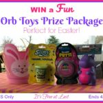 Win a FUN Orb Toys Prize Package Perfect for Easter Baskets! #Easter2018