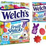 Welch's Easter Fruit Snacks Available For Limited Time