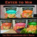 Tai Pei® Gift Pack (10 Winners) Giveaway