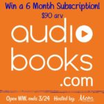 #Win a 6-Month Subscription to AudioBooks.com