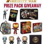 Avengers: Infinity War MEGA Prize Pack Giveaway #InfinityWar