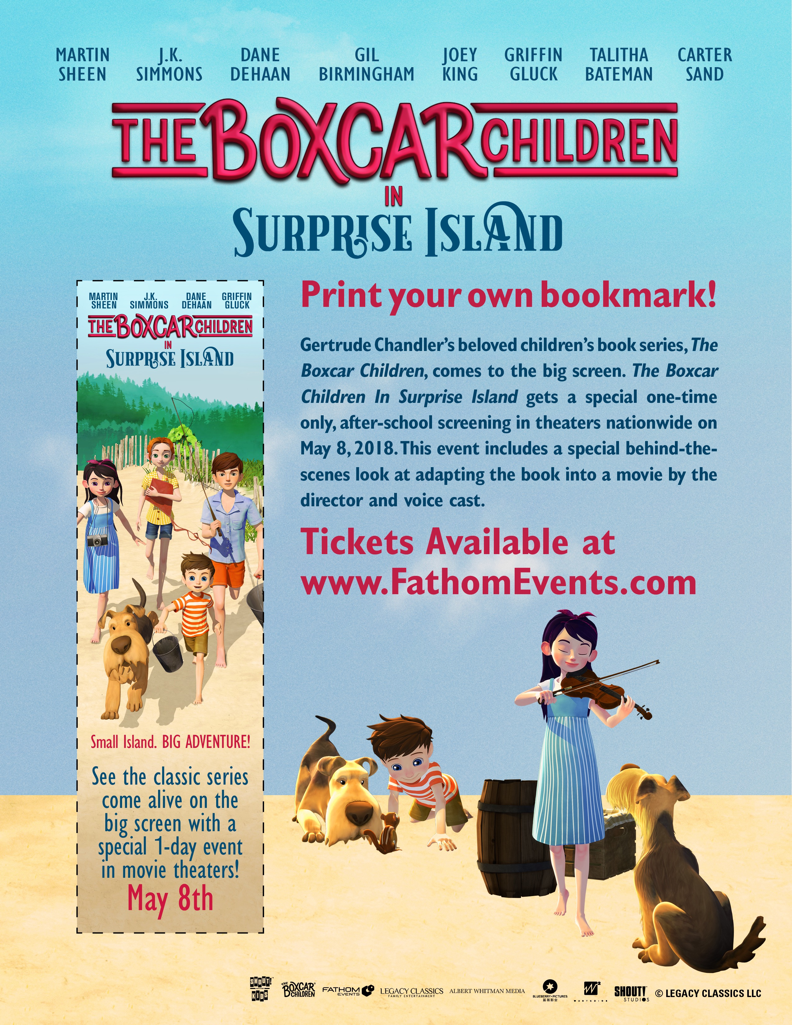 Boxcar Children Books Giveaway