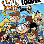 The Loud House: It Gets Louder – Season 1, Volume 2on DVD May 22nd!