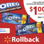 #OREOChocolate King Size Candy Bars on Rollback for Just $1 at #Walmart #KingSizeRollBack #IC #ad