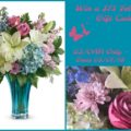 Enter to #Win a $75 Teleflora Gift Code for Mother's Day