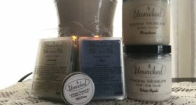 Pamper Mom This Mother's Day with Smelts and Body Products from Unwicked Scents #GiftsforMom2018