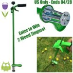 Weed Zinger Makes Weeding Easy and Fun – Enter to #Win