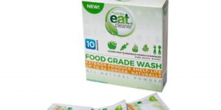 Keep Your Fruits and Veggies Cleaner with eatCleaner®All-Natural Food Wash