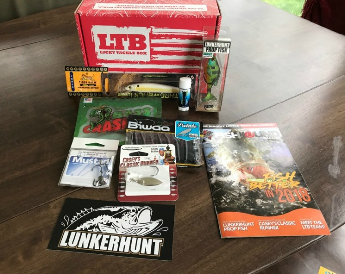 Help dad relax on father 39 s day with a lucky tackle box for Fly fishing subscription box