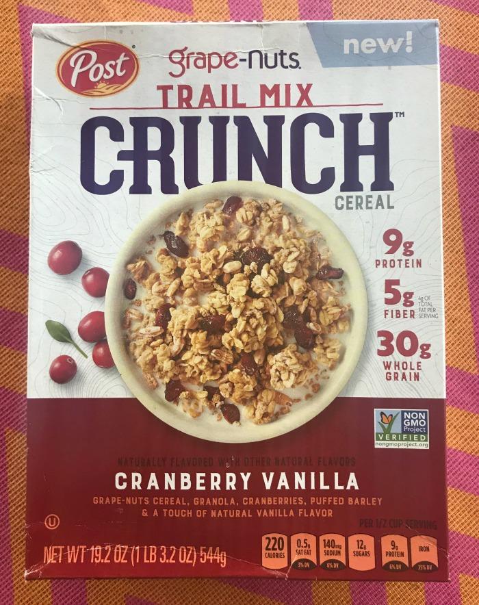 Post Grape-Nuts Trail Mix Crunch