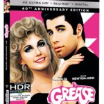 Fully restored 40th Anniversary Edition of GREASE Now Released