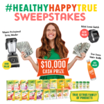 True Citrus Sweepstakes – Enter to #Win $10K in prizes #HealthyHappyTrue