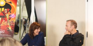 Meet the Deavors – Bob Odenkirk and Catherine Keener Talk Incredibles 2 Experience #Incredibles2Event