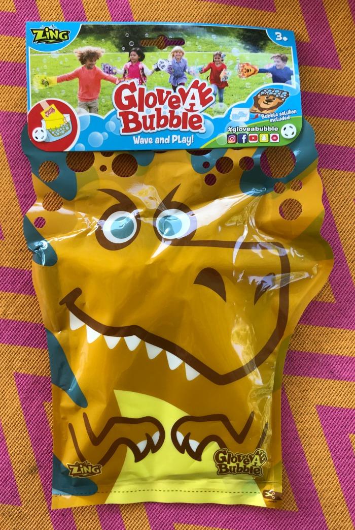 Dino Glove-A-Bubbles