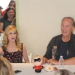 Candid Chat with Mr. Incredible's Craig T. Nelson and Elastigirl's Holly Hunter #Incredibles2Event