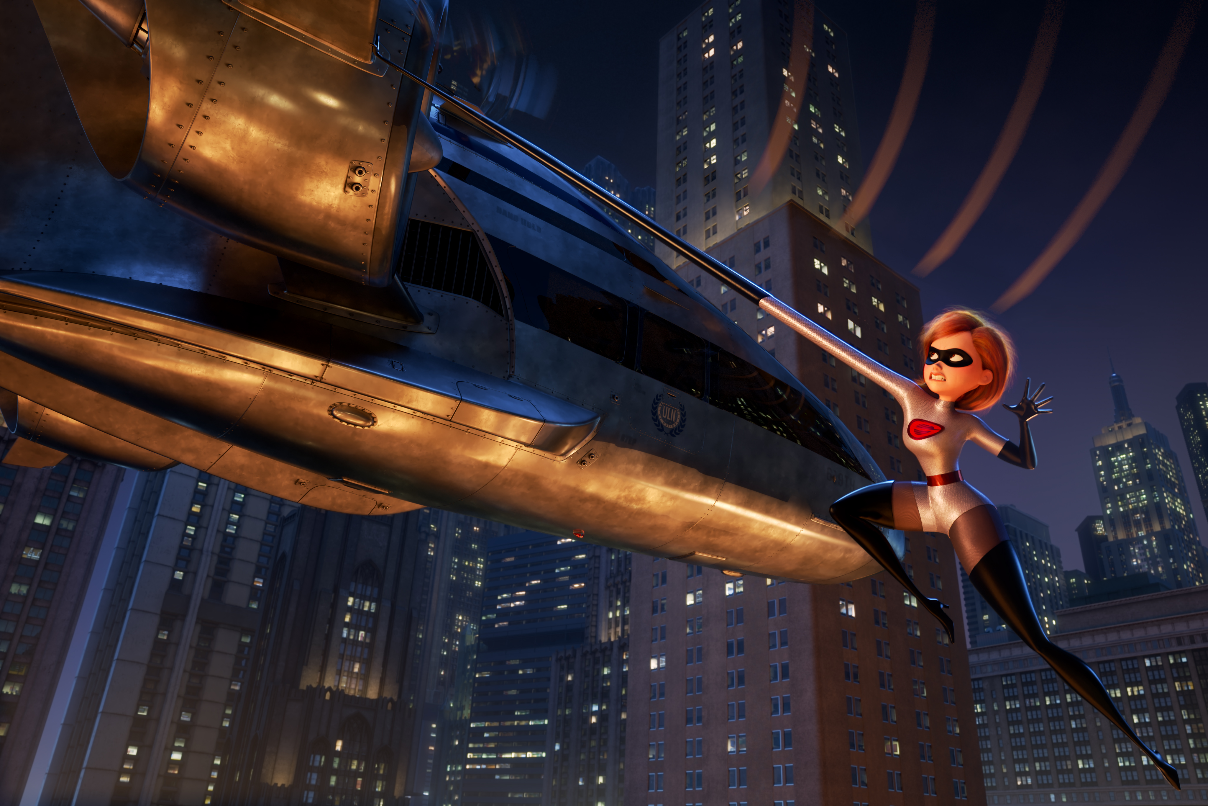 10071f6eecf9 Fourteen years later, INCREDIBLES 2 virtually picks up where the first  movie left off and takes the entire family into a new direction, focusing  on Helen ...